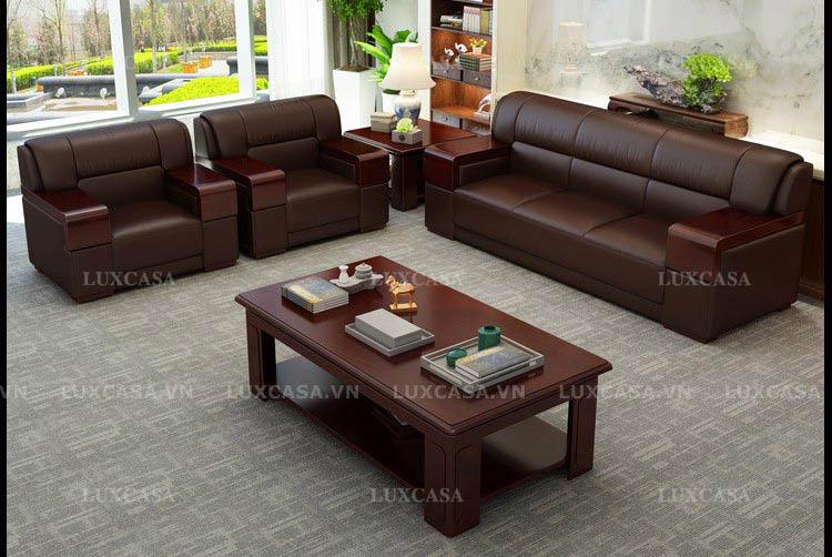 Chọn màu sofa da hợp phong thủy