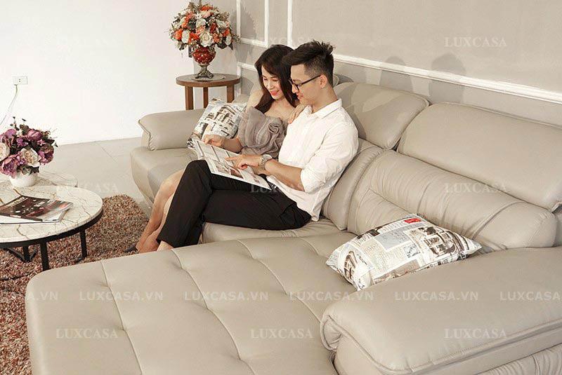 Nơi chọn mua sofa da đẹp