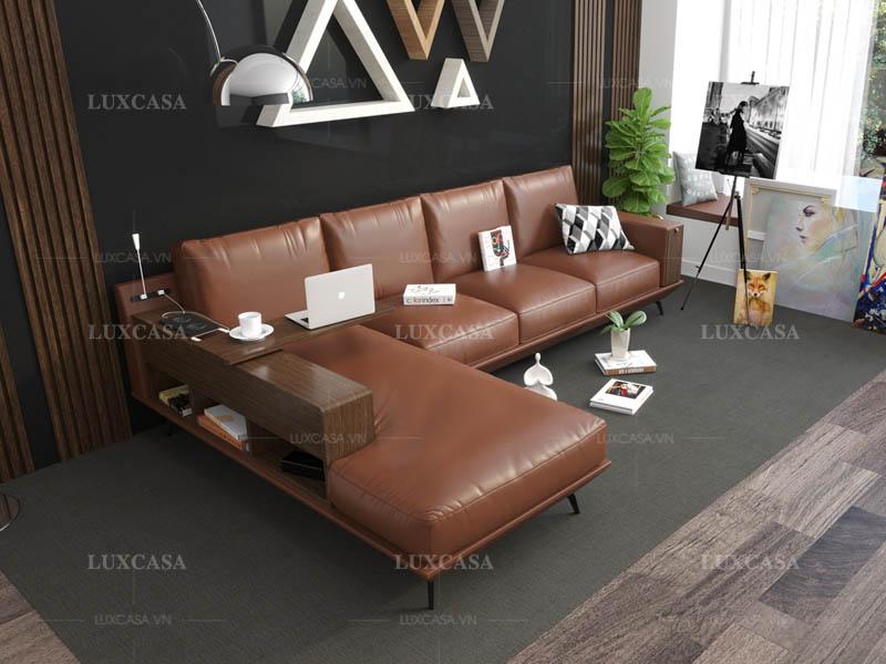 Ghế sofa phong cách hiện đại