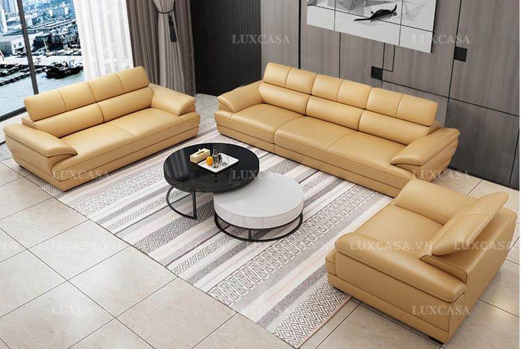 Set sofa tiếp khách