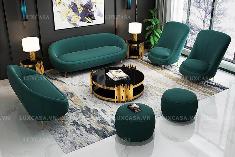 Sofa công ty sang trọng