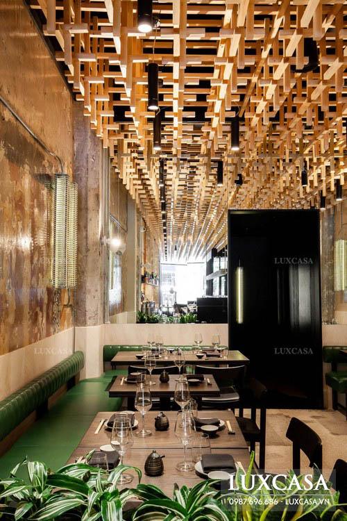 Lựa chọn đồ nội thất nhà hàng phù hợp