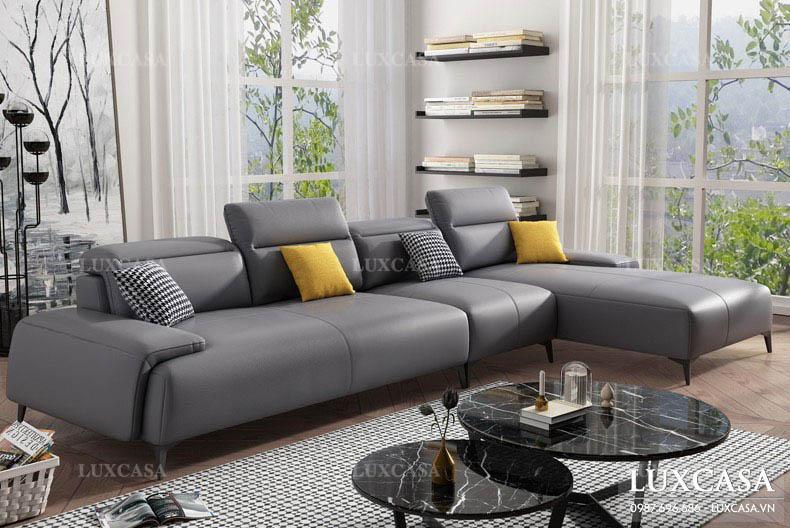 ghế sofa văn phòng hiện đại