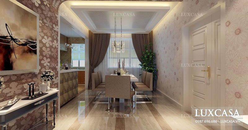 Công ty thiết kế thi công nội thất chung cư uy tín chuyên nghiệp