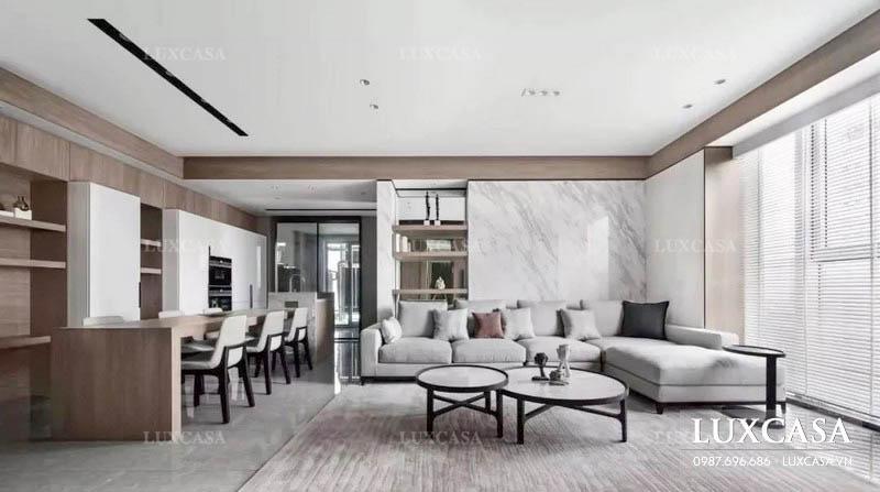 Tổng hợp mẫu thiết kế nội thất chung cư đẹp hiện đại sang trọng 2020