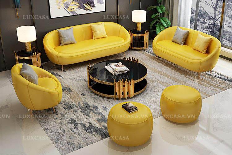 Địa chỉ bán sofa văng sang trọng