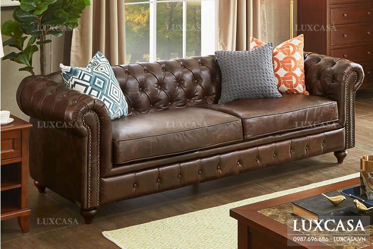 Chia sẻ cách phân biệt ghế sofa da cao cấp và ghế sofa giá rẻ