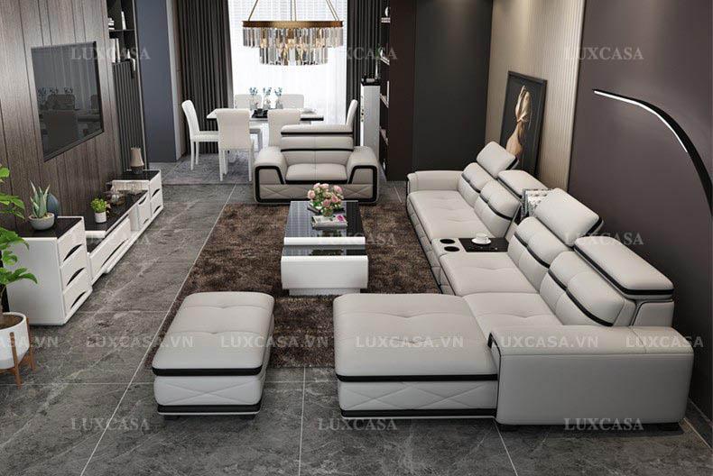 Giá bán sofa da công nghiệp