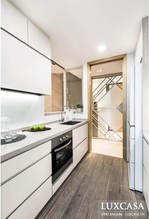 giá thiết kế thi công nội thất chung cư hiện đại