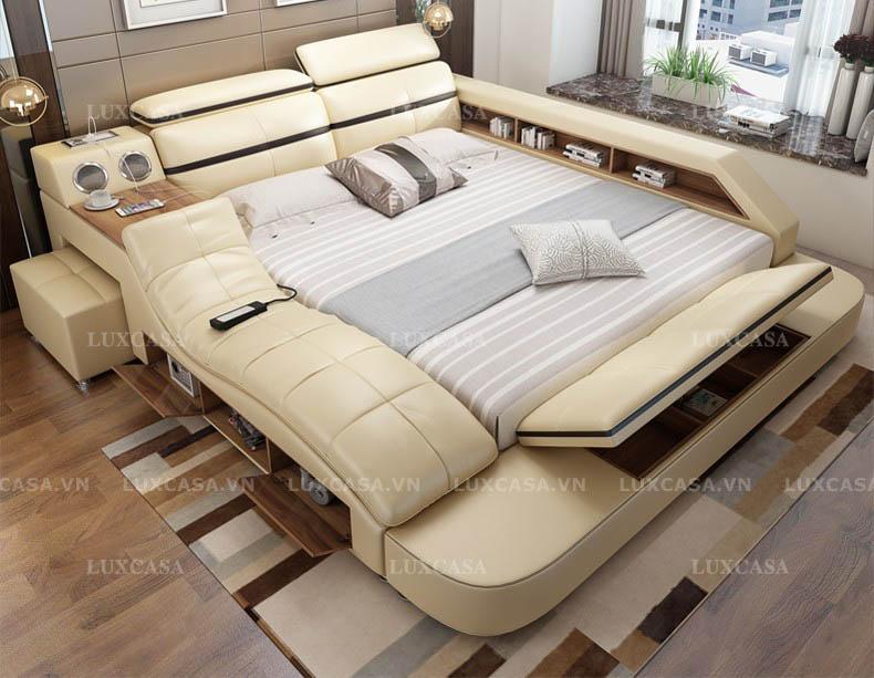 Tổng hợp các mẫu giường ngủ đẹp sang trọng, giường đôi theo xu hướng mới nhất