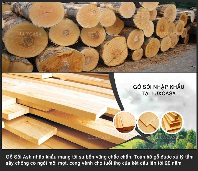 Gỗ sản xuất sofa chất lượng cao