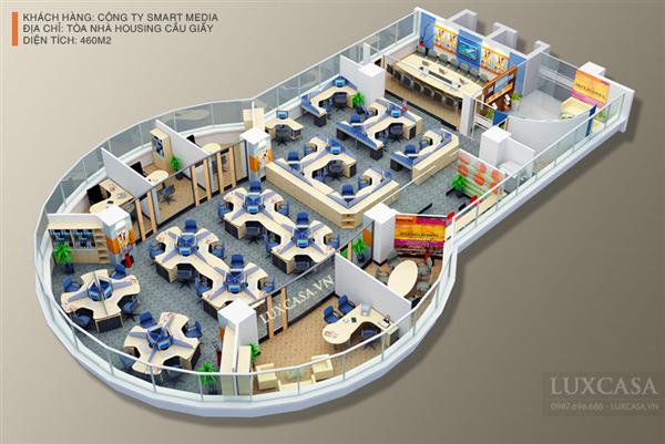 Thời gian tiến độ thiết kế thi công nội thất
