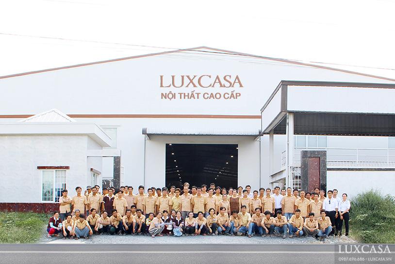 Công ty thiết kế nội thất uy tín chuyên nghiệp Luxcasa