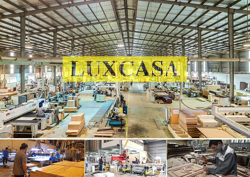 Nhà máy, xưởng sản xuất nội thất quy mô tại miền Bắc