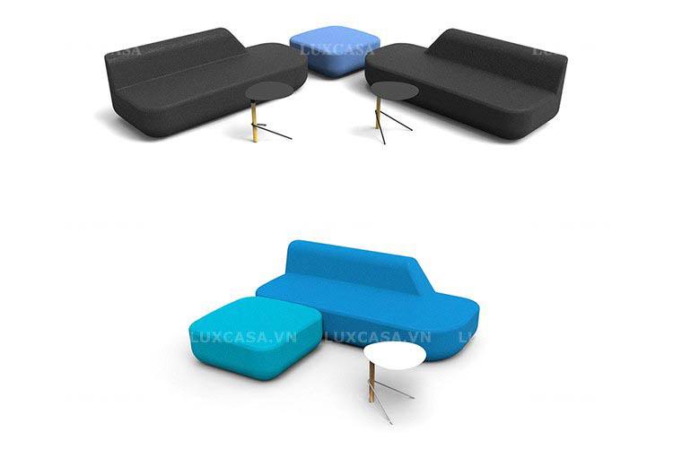 Kích thước sofa tiếp khách công ty
