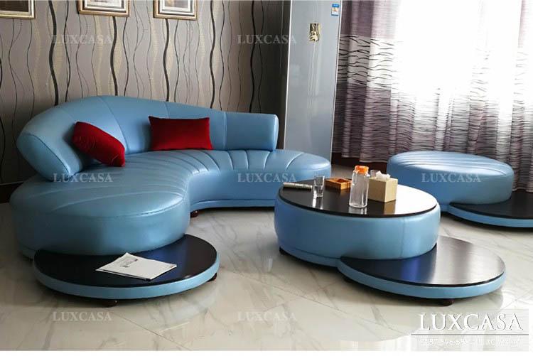 Kiểu dáng ghế sofa mới lạ