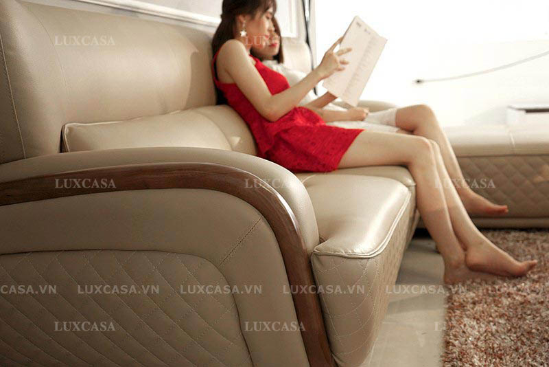 Kiểu dáng sofa da mới nhất