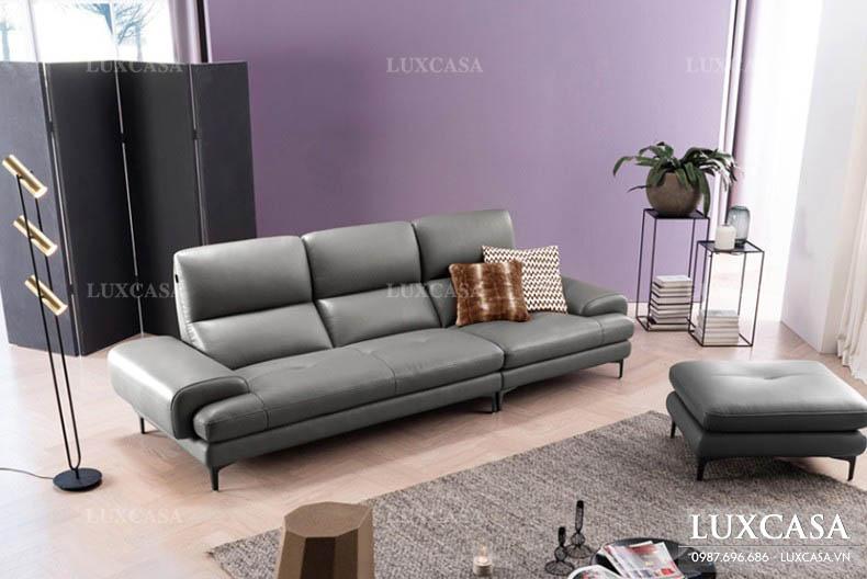 kiểu dáng sofa hiện đại