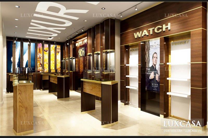 Báo Giá Thiết Kế Nội Thất Showroom Shop Cửa Hàng - Thi Công Trọn Gói
