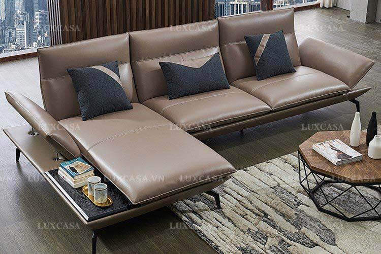 Địa chỉ bán sofa da, sofa góc, sopha vải nỉ uy tín ở Hà Nội
