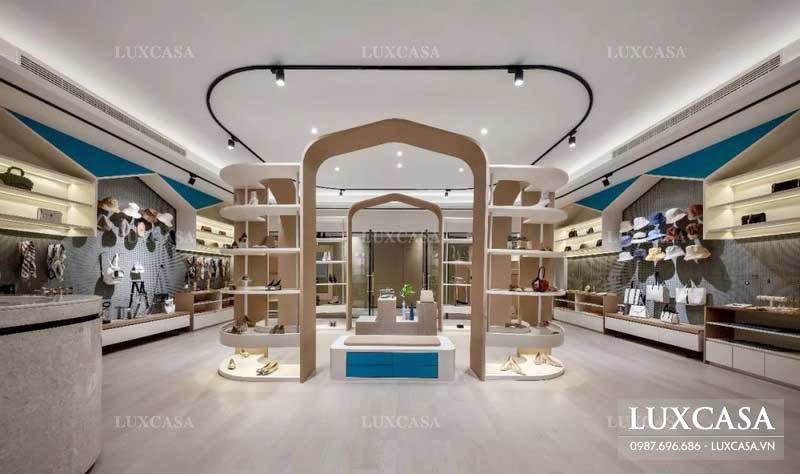 Những lưu ý trong thiết kế showroom phụ kiện thời trang