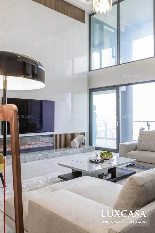 Quy trình thiết kế nội thất duplex