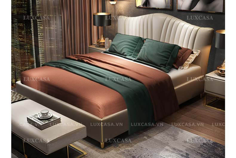 Tổng hợp mẫu giường ngủ đẹp sang trọng xu hướng mới nhất
