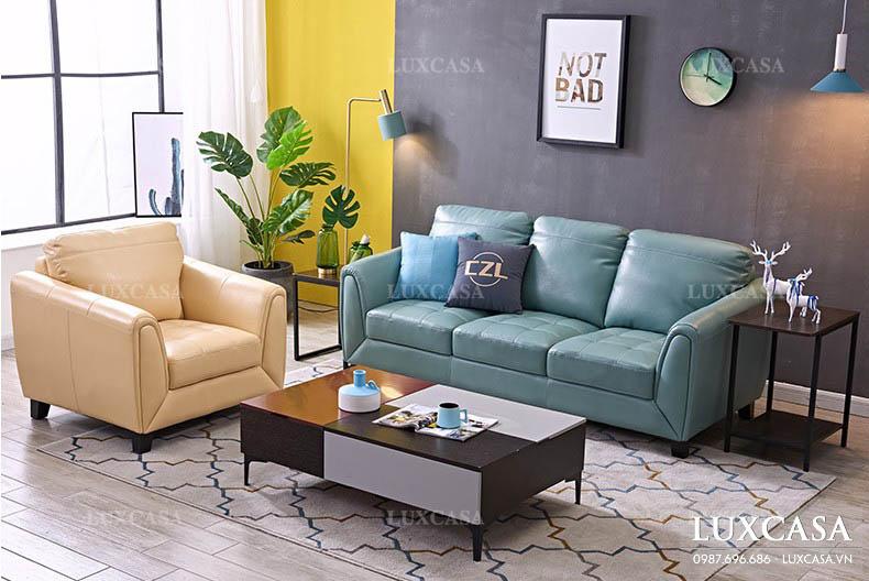 Sofa phòng khách nhỏ hiện đại