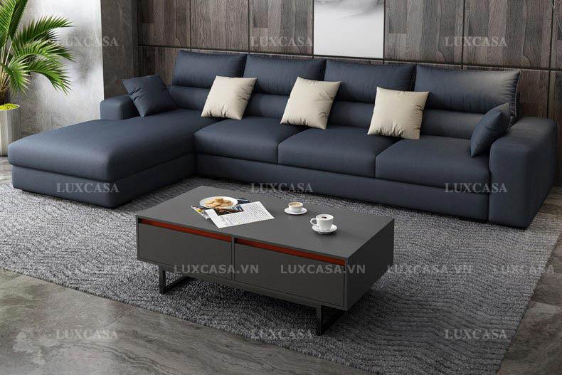 Mua ghế sofa da, sofa góc, sopha vải nỉ ở đâu tốt?