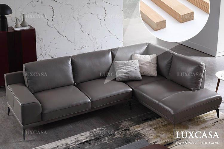 Sofa văn phòng góc chữ L