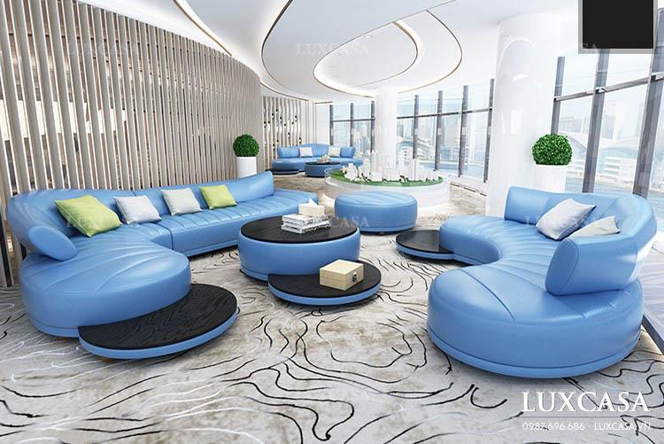 sofa văn phòng sáng tạo