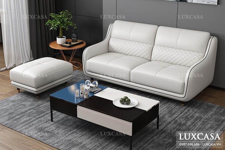 Sofa văng phòng khách nhỏ