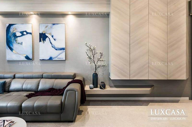 thiết kế nội thất chung cư hiện đại đơn giản