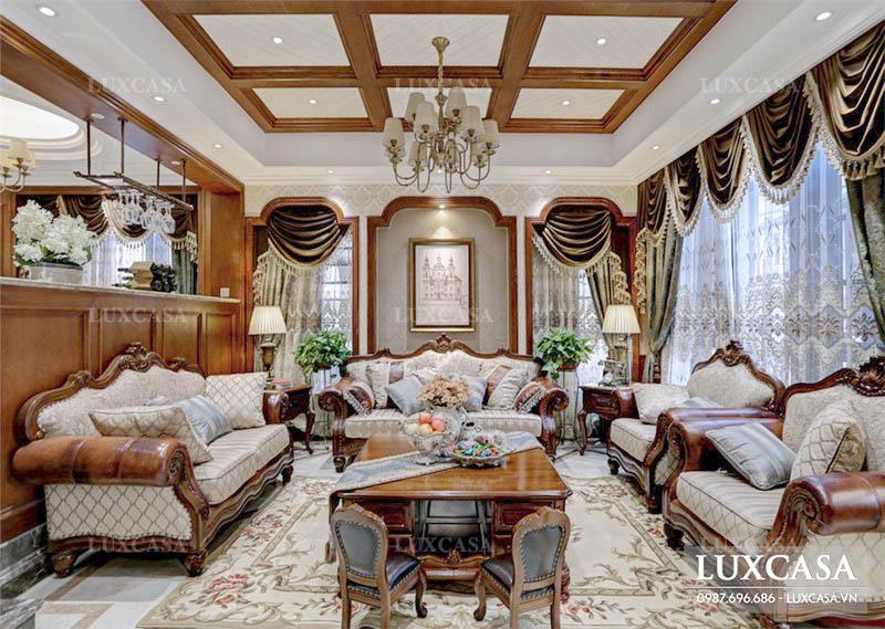 Các loại sơn gỗ cao cấp trong thiết kế thi công nội thất