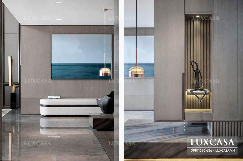 thiết kế thi công nội thất căn hộ ở hà nội