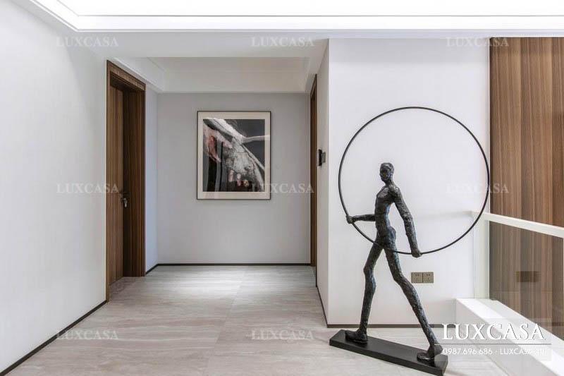Trang trí thiết kế nội thất duplex đẹp