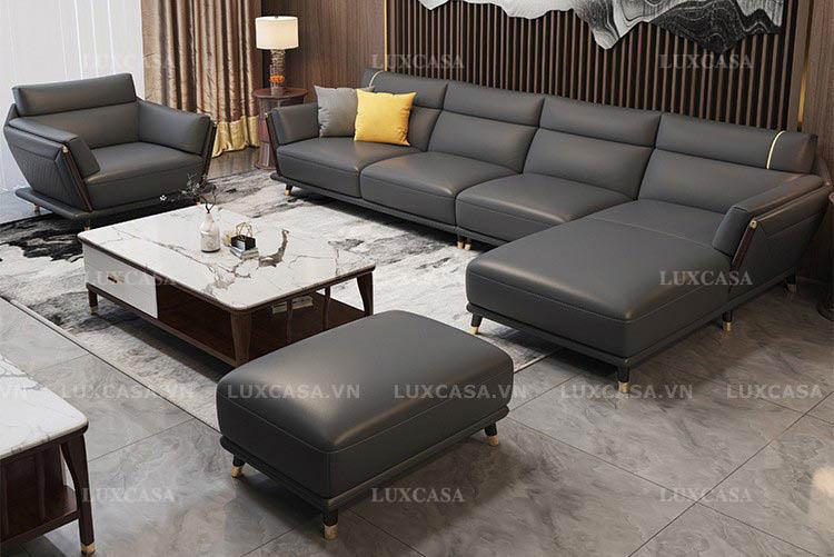 Ý tưởng thiết kế sofa phòng khách